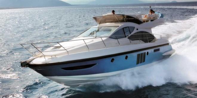 Azimut 45: eletto barca dell'anno 2011